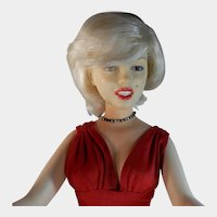 1983 World Doll Celebrity Series Marilyn Monroe Doll