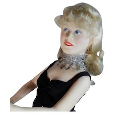 Mae West Doll from the 1982 Effanbee's Legend Series