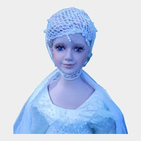 Seymour Mann Porcelain May Bride Doll from the Connoisseur Collection
