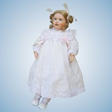 Samantha from Gorham's Gift of Dreams Porcelain Doll Collection