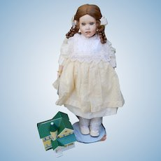 Elizabeth from Gorham's Gift of Dreams Porcelain Doll Collection
