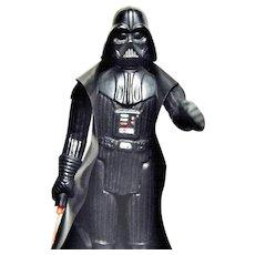 Vintage 1977 Kenner Star Wars Darth Vader with Original Variant 1 Light Saber