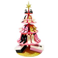Hallmark 45th Anniversary Barbie Christmas Tree Ornament