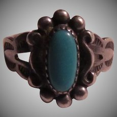 Native American Baby Ring