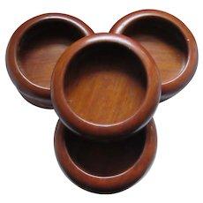 Set 7 Fine Wood Salad Bowls Hensens Woodcraft Philippines