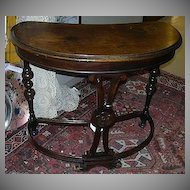 Rare Kidney Shaped Table Late Victorian Fine Furniture