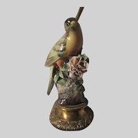 Robin Songbird Bird Lamp
