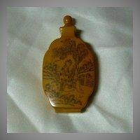 Old Oriental Snuff Bottle