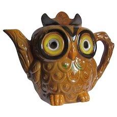 Big Eye Owl Teapot