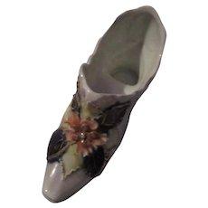 Old Germany Miniature Shoe Figurine