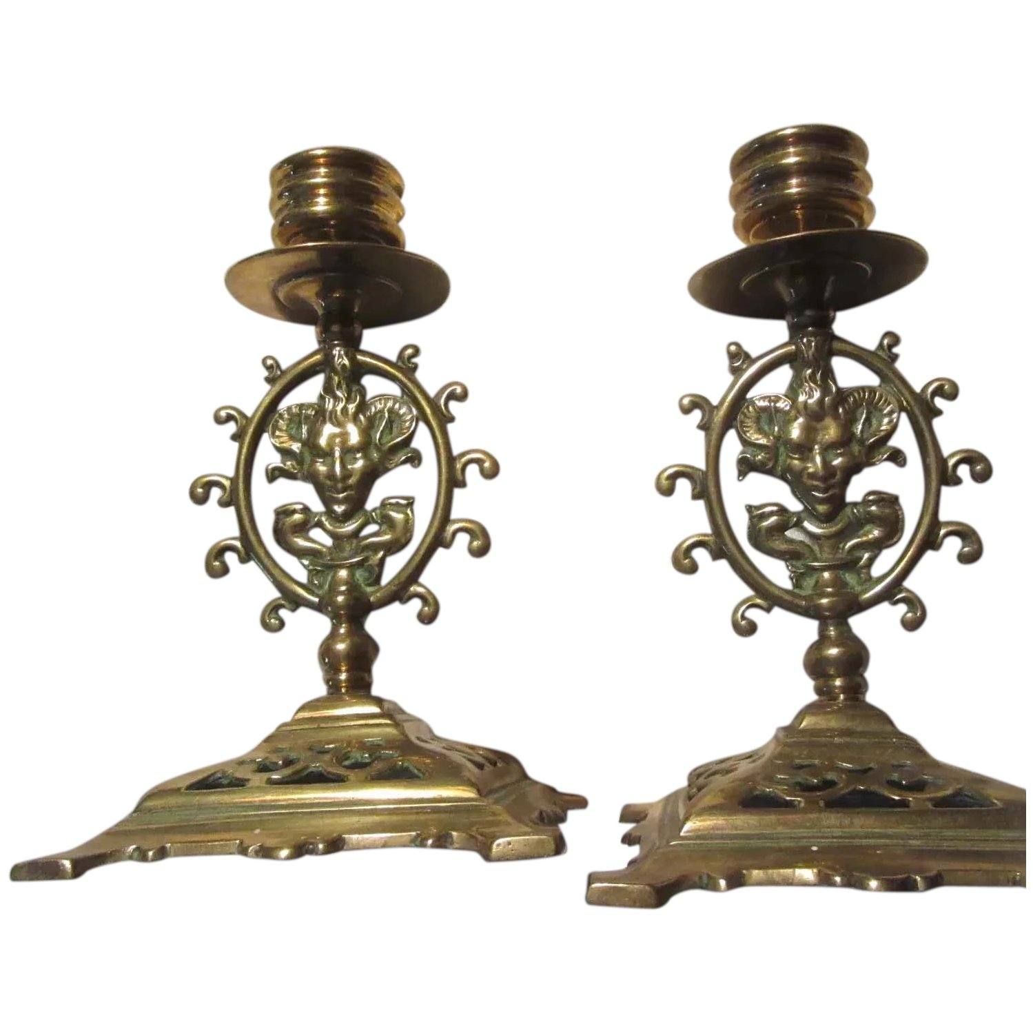 Brass old to candlesticks what with do The Good
