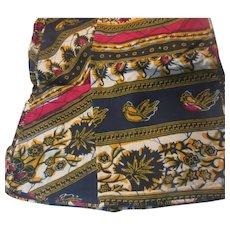Set 2 Batik Cotton Pillow Covers Fine Fabric