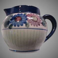 Old Japan Hand Painted Creamer Cream Pitcher
