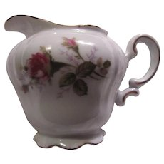 Rosemarie Japan Creamer Floral Cream Pitcher Japan