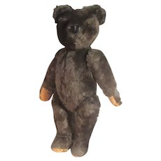 Very Old Teddy Bear Fully Jointed