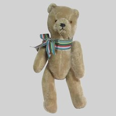 Old Teddy Bear Pin Jointed