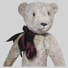 "19"" Vintage Plush Fur Teddy Bear"