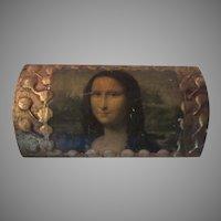 Italian Florentine Box Mona Lisa Art