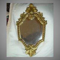 Florentine Italian Ornate Mirror