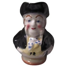 Small Toby Pitcher Figurine
