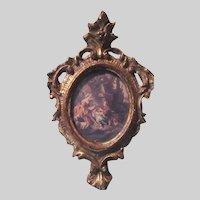 Florentine Fancy Frame Small Print