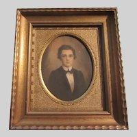 Florentine Gilt Framed C Bosseron Chambers Paul