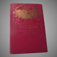 Sleeping Beauty Maxfield Parrish Illustrations Hardback Book
