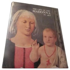 The Life of the Madonna In Art Large Hardback Book
