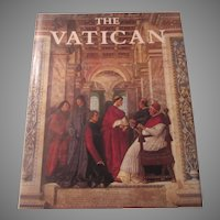 The Vatican Spirit & Art of Christian Rome Large Book
