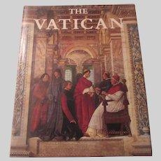 The Vatican Spirit & Art of Christian Rome Large Book