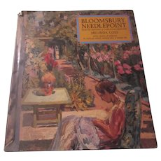 Bloomsbury Needlepoint Tapestries Book
