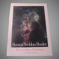 Susan Seddon Boulet The Goddess Paintings Art Book