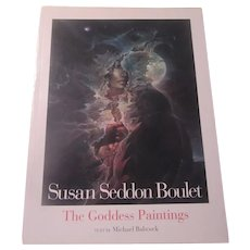 Susan Seddon Boulet The Goddess Paintings Art Book