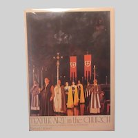 Textile Art in the Church Large Religious Textiles and Art Book