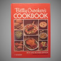 Betty Crocker's Cookbook New Revised Edition 1978