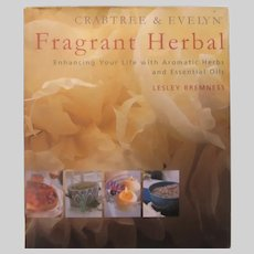 Crabtree & Evelyn Fragrant Herbal Large Book