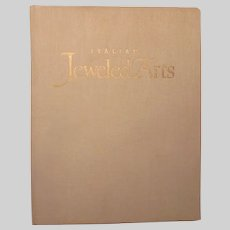 Italian Jeweled Arts Large Art Book