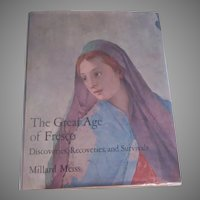 The Great Age of Fresco Large Art Book