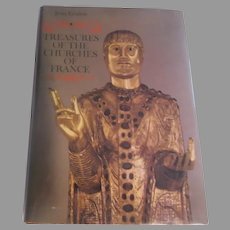 Treasures of the Churches of France Large Religious Art Book