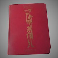 Tales of Mystery and Imagination Edgar Allan Poe Arthur Rackham Old Book