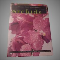 Orchids A Splendid Obsession Large Gardening Flowers Book