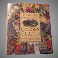 Blooms of Bressingham Garden Plants Gardening Book