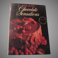 Faye Levy's Chocolate Sensations Large Cookbook