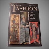 Fashion From Ancient Egypt to Present Day Book