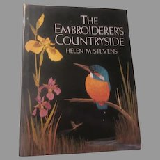 The Embroiderer's Countryside Embroidery Book