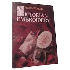 Victorian Embroidery Book