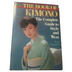 The Book Of Kimono First Edition