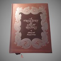 A Treasury of Great Recipes Rare Vincent Price Cook Book