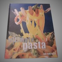 Ultimate Pasta Cookbook 1st Edition
