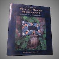 William Morris Needlepoint Book
